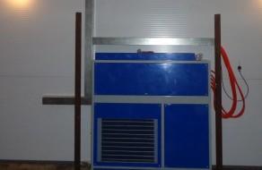 Агрегат сушильный конденсационного типа