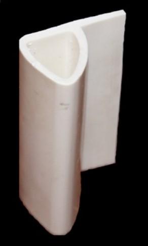 Силиконовый уплотнитель для ворот сушильной камеры
