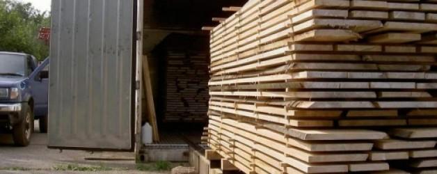 Режимы сушки древесины